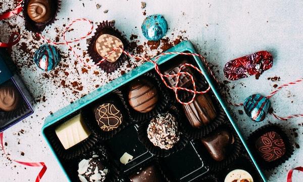 チョコレートのギフト