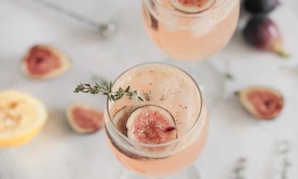 果実のお酒のプレゼント