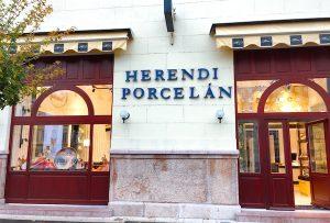 ブダペスト・ヘレンド直営店のレビュー