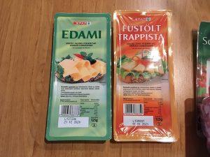 ハンガリー・スーパーでのお買い物内容パート3