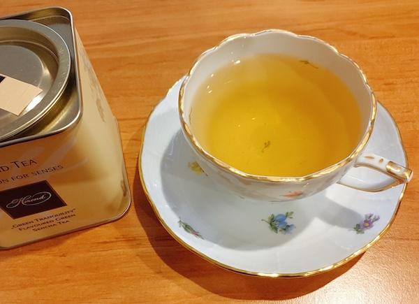 ヘレンドの煎茶レビューGreen Tranquility