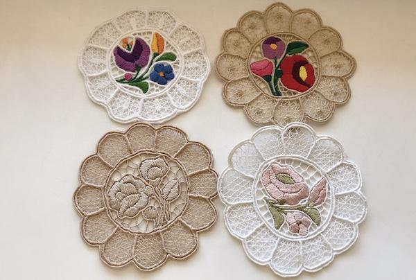 ハンガリーで買うハンガリー刺繍