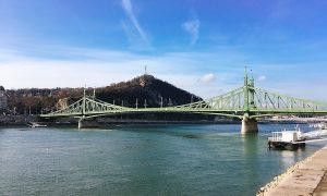 ブダペストの街全体を見渡せる「ゲッレールトの丘」