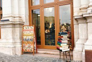 ブダペストでかわいい文房具を買うなら「Bomo Art Budapest」