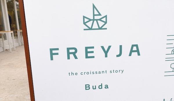 ハンガリー・ブダペストでおいしいパン屋さん探し(その3) 〜「Freyja - the croissant story」〜