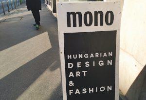 文房具から洋服までおしゃれなものが見つかる「MONO art & design」@ハンガリー・ブダペスト