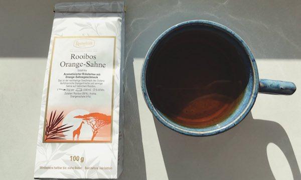 ロンネフェルトの「ルイボスオレンジクリーム」は爽やかと甘い香のバランスが絶妙