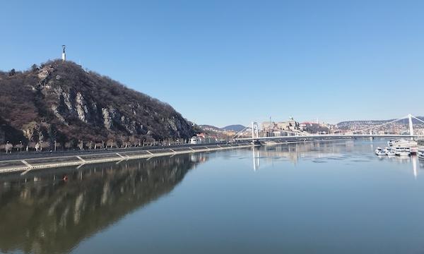 春のゲッレールトの丘を散策してきた@ハンガリー・ブダペスト