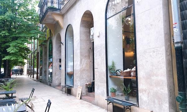 ハンガリー・ブダペストでおいしいパン屋さん探し(その6) 〜「NOR\MA」〜