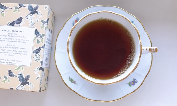 Whittard(ウィッタード)のイングリッシュブレックファスト(English Breakfast)