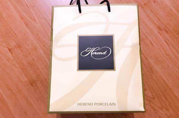 ヘレンドをより安く手に入れるには?ハンガリーの直営店での価格感もご紹介