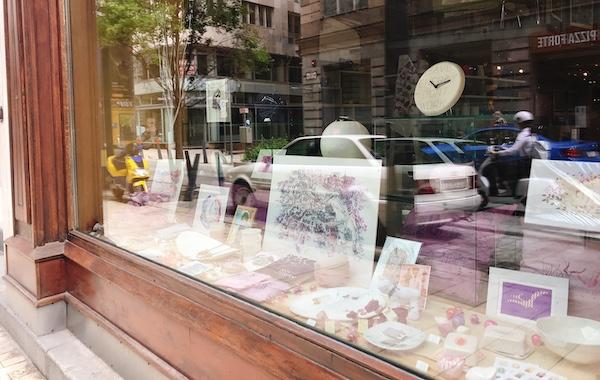 いろんなアーティストのギフトが買える雑貨屋さん「maGma」@ハンガリー・ブダペスト