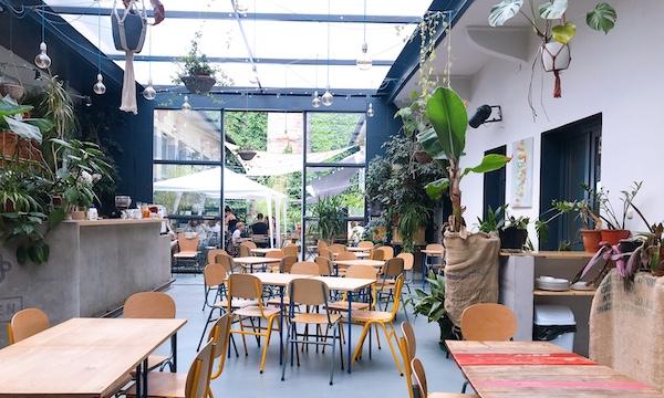 「Lumen Café」@ブダペスト・ハンガリーでおいしいブランチをいただきました