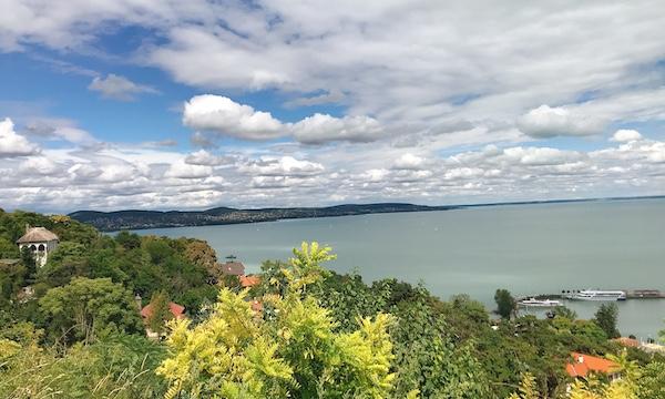 バラトン湖へ旅行その①〜バラトン湖の半島「ティハニTihany」へ〜