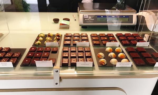 素材の味わいが感じられるチョコレート屋さん「Chocolate Rózsavölgyi」@ハンガリー・ブダペスト