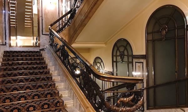 ブダペストからウィーンへ週末旅行その6〜ホテル・ブリストルで一泊〜